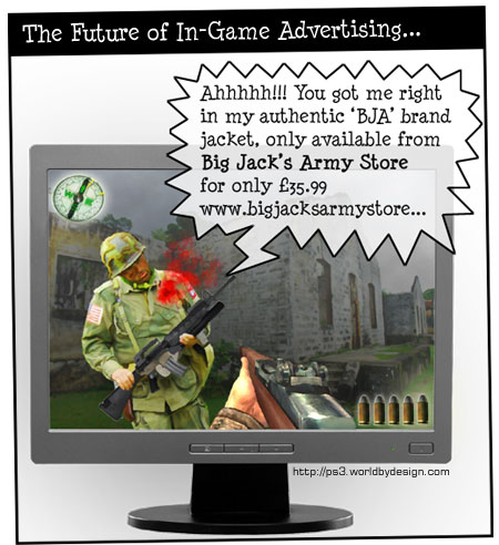 The future of ingame advertising