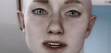 An emotional Kara