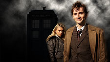 Dr Who - David Tennant and Billie Piper 1340